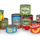 Aliments en conserve